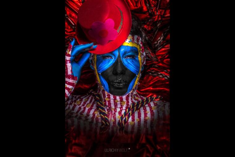 Cirque de reve 2 by Ulrich HM Wolf