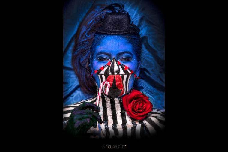 Cirque de reve by Ulrich HM Wolf